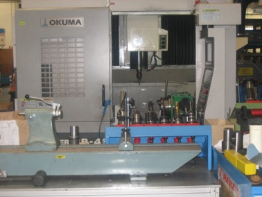 N.1 Machining Center CNC Okuma