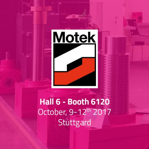 New Booth, new catalogs, new website: Motek 2017 is loaded with innovations from Unimec!